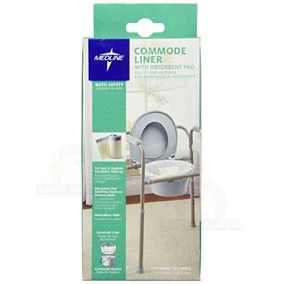 Commode, Liners Box of 6 large photo 1