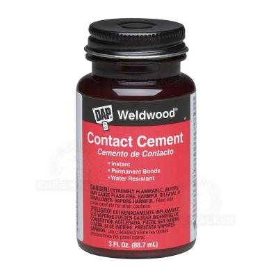 DAP Contact Cement 3oz bottle (DAPCC3OZ) large photo 1