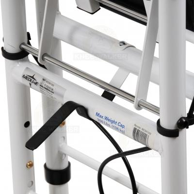 Medline Basic Knee Walker large photo 4