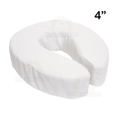 Raised Toilet Seat, Padded large photo 2