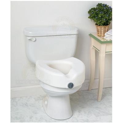Raised Toilet Seat With Lock 350lbs large photo 1