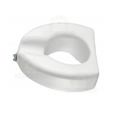Raised Toilet Seat With Lock 350lbs large photo 3
