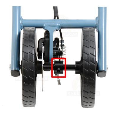 Rear Axle Clamp (395) large photo 2