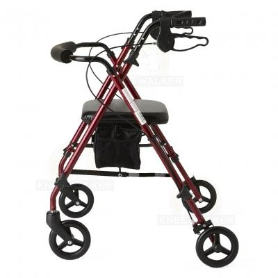 Rollator, 6 inch Wheels 250lbs Freedom Super Ultralight large photo 3