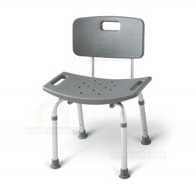 Shower Chair with Back, 250lbs large photo 1