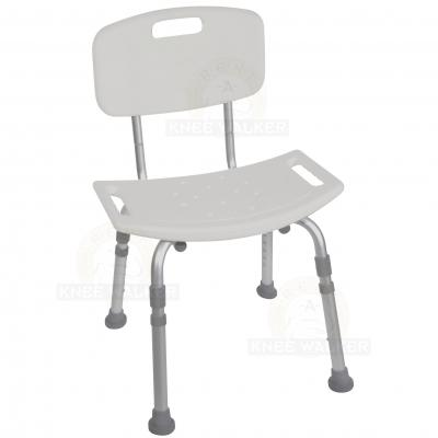Shower Chair with Back, 400lbs large photo 1