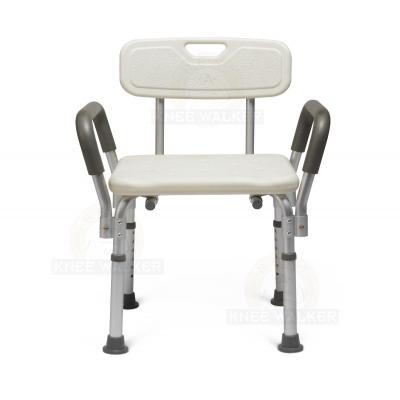 Shower Chair with Back and Arms, 350lbs large photo 1