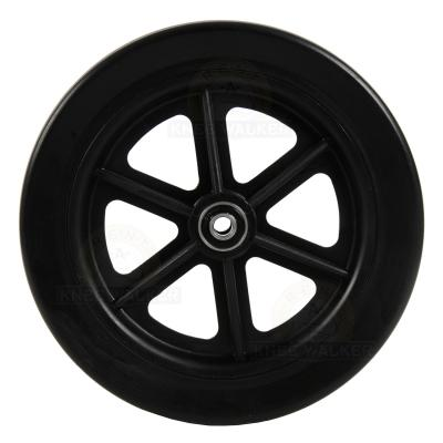 Wheel 7inch Replacement Black (301) large photo 1