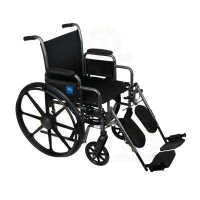 Wheelchair K1, Standard with ELR, 300lbs large photo 1
