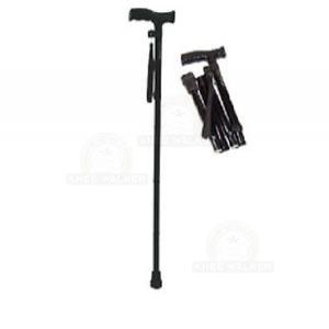 Thumbnail image of Cane, Adjustable Folding 300lbs