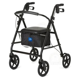 Thumbnail image of Rollator, 8 inch Wheels, 300lbs Basic