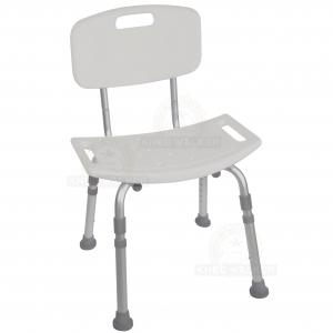 Thumbnail image of Shower Chair with Back, 400lbs