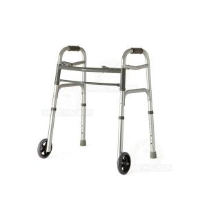 Thumbnail image of Walker-Two Button Folding 5in Wheels, Junior