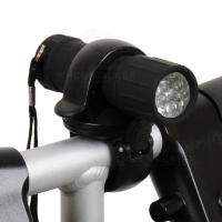 Handlebar Flashlight Set