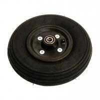 Thumbnail image of Wheel 8inch by 2inch Pneumatic Black (1545)