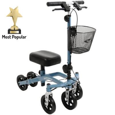 Swivelmate Knee Walker is the most popular