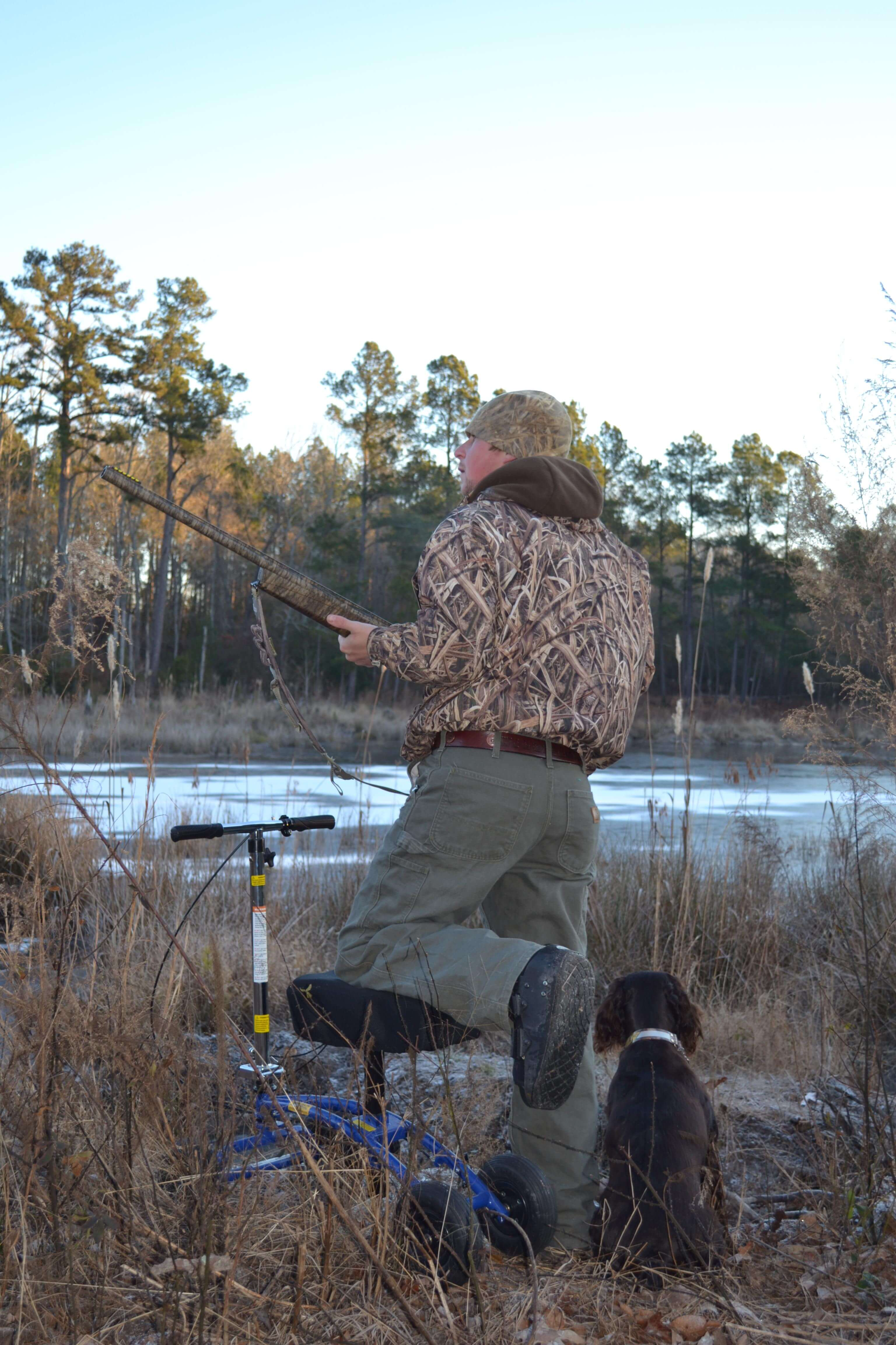 Austin from Neeses, South Carolina