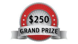 $250 Grand Prize -Photo Contest