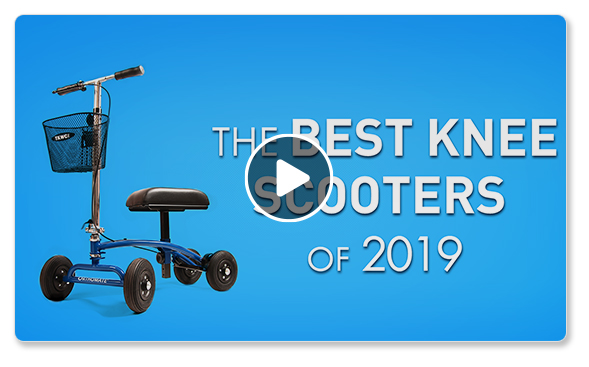 best knee scooters of 2019 video