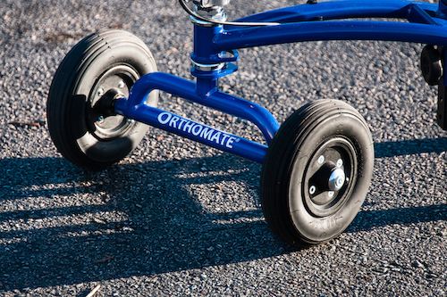 pneumatic knee scooter tires