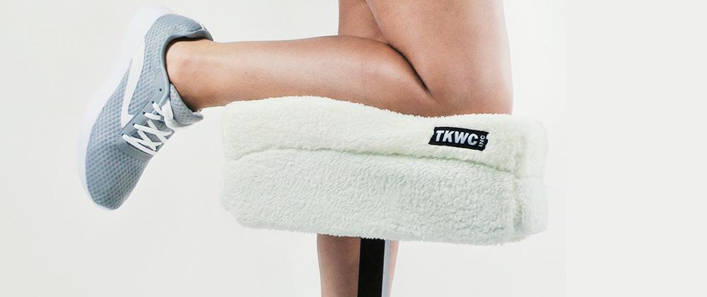 comfy cushion knee pad cover tkwc