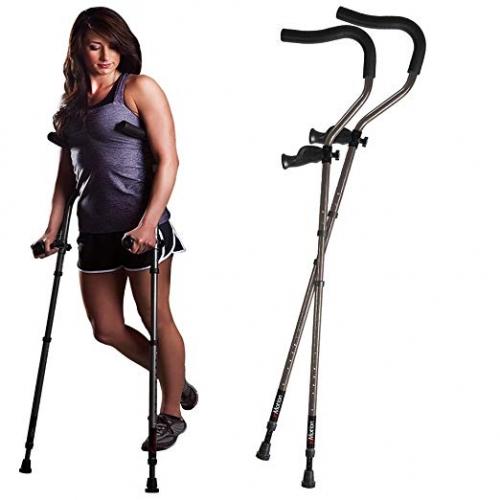 Ergonomic Crutches