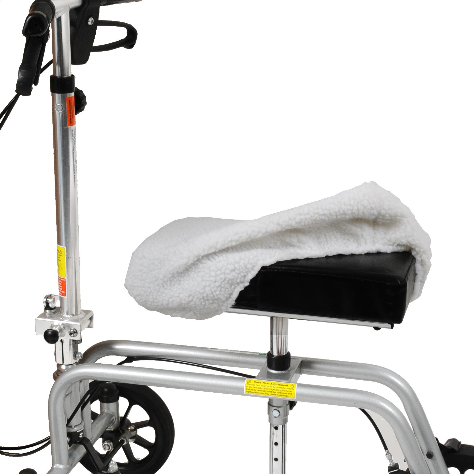fleece knee pad free spirit