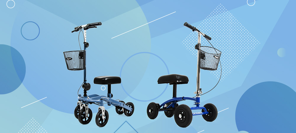 How Much to Rent a Knee Walker for a Month? Large Image