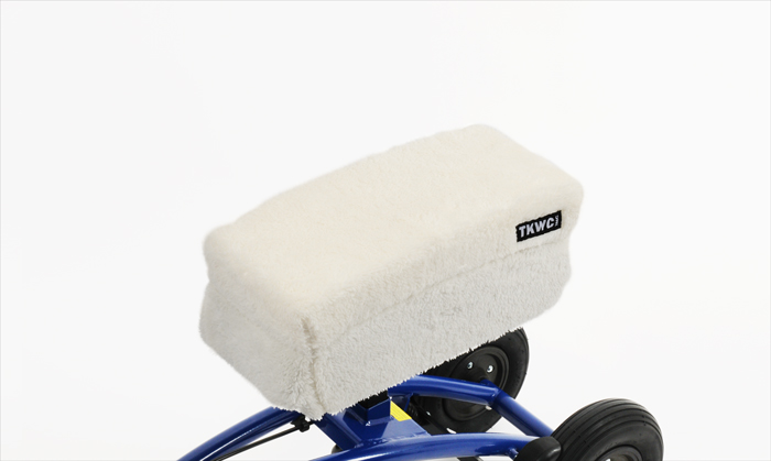 foam knee pad cover for knee scooter