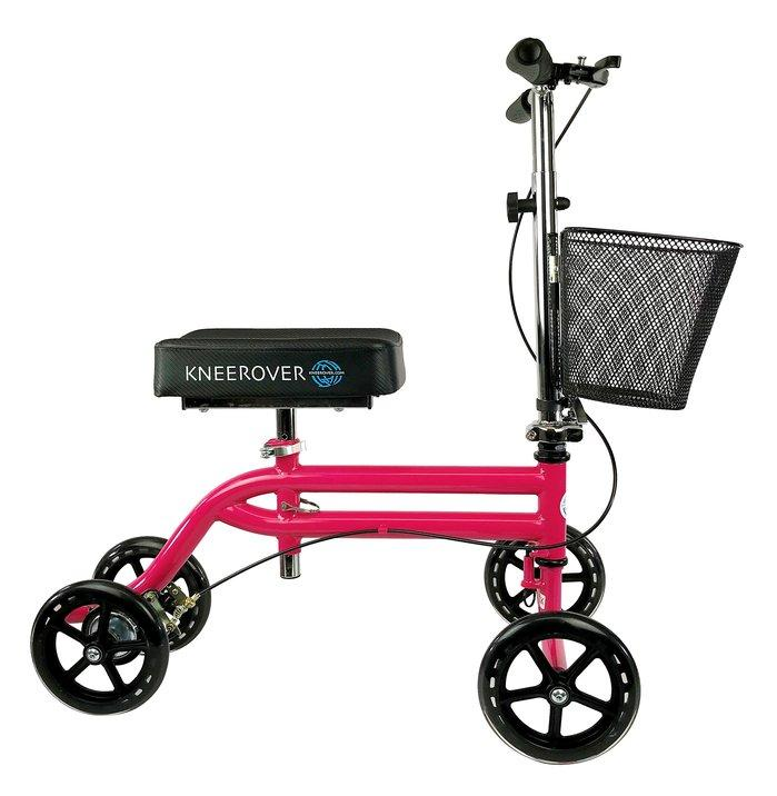 Pink Knee Scooter