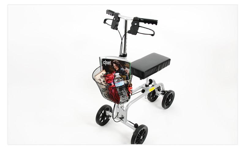 Knee Scooter Accessories: basket