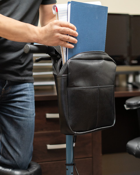 knee walker carry bag