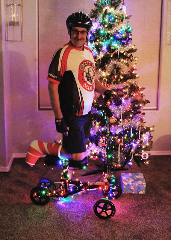Knee Scooter Decorations 03