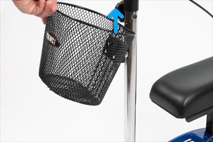 remove basket