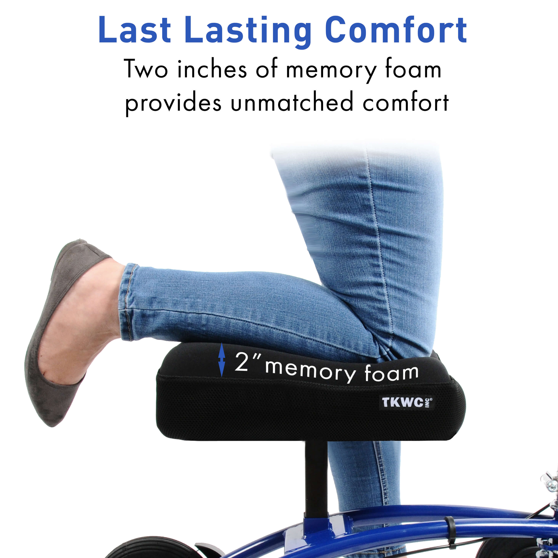 memory foam knee pad
