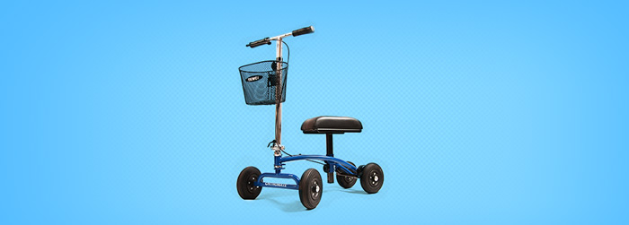 Orthomate All-Terrain Knee Scooter Walker