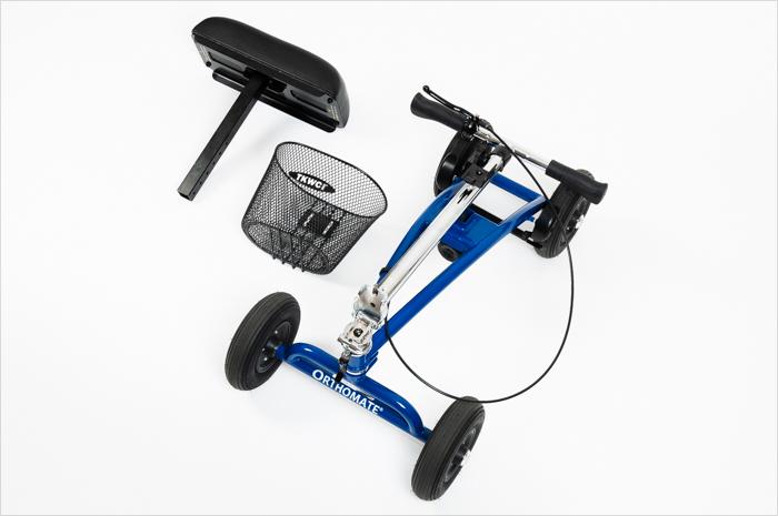 Orthomate all-terrain knee walker