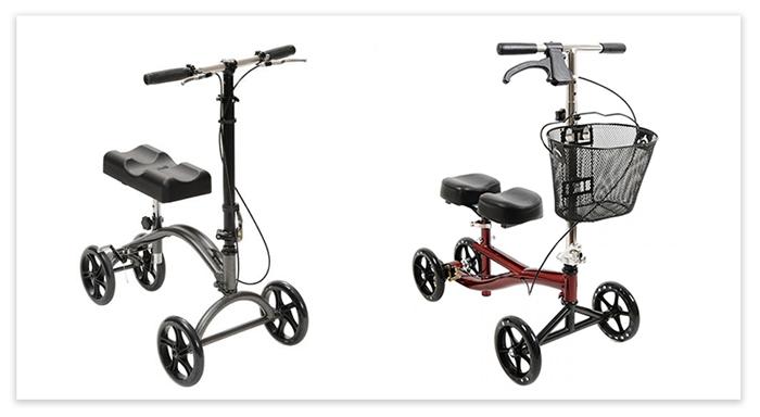 knee walker comparison