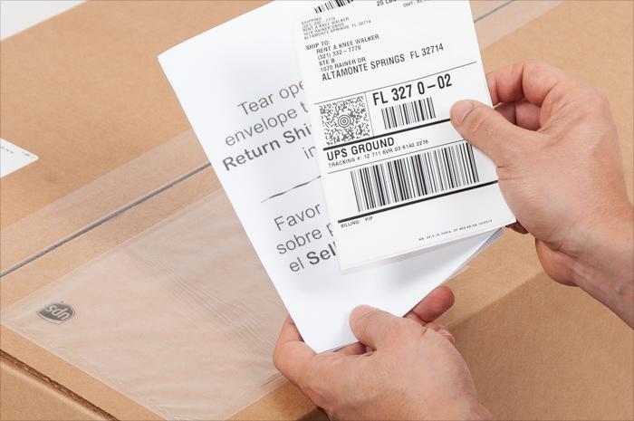 return shipping label 3
