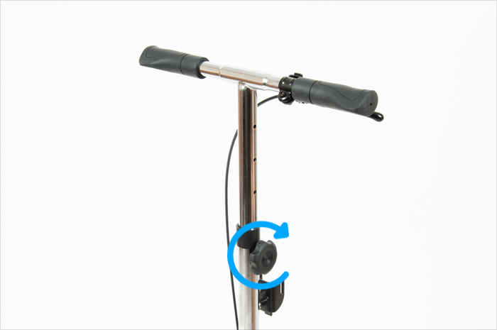 lower handlebar