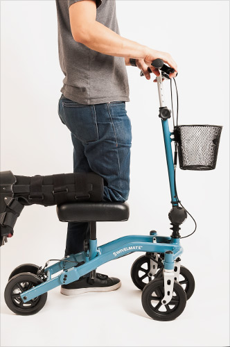 Best knee scooter for indoor use