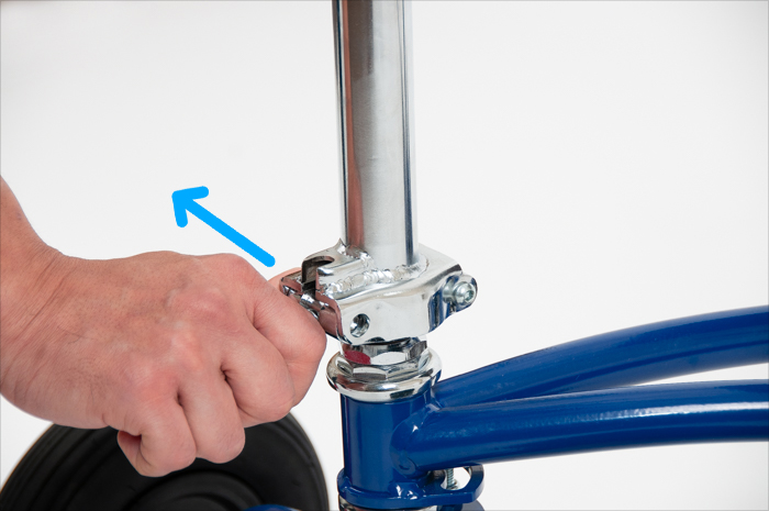 unlock steering column 2
