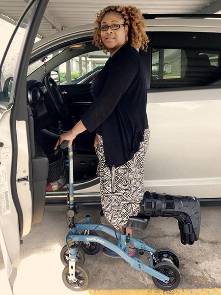 Knee Scooter Rentals Houston, TX