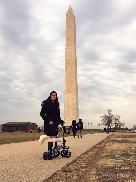 Knee Scooter Rentals, Washington DC