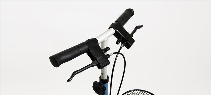 Swivelmate dual hand brakes