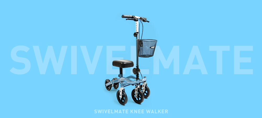 swivelmate knee scooter